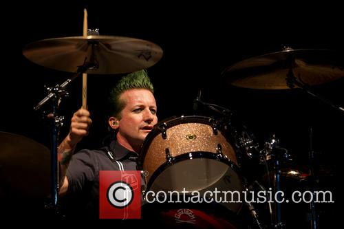 Tré Cool and Green Day 1
