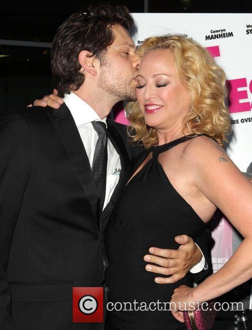 Nick Holmes and Virginia Madsen 5