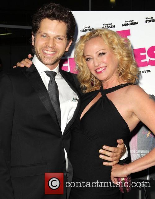 Nick Holmes and Virginia Madsen 6