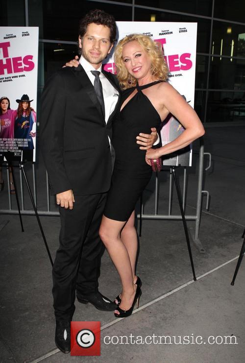 Nick Holmes and Virginia Madsen 7