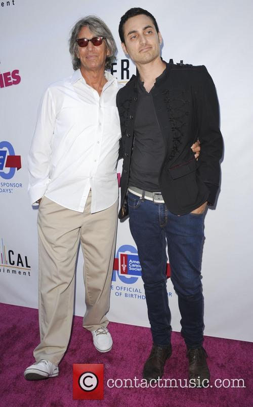 Eric Roberts and Keaton Simons 7