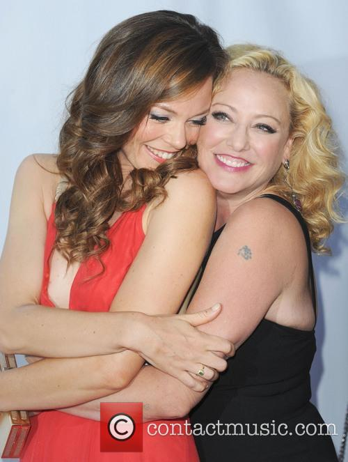 Rachel Boston and Virginia Madsen