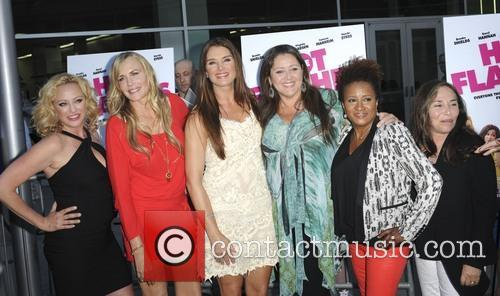 Virginia Madsen, Daryl Hannah, Brooke Shields, Camryn Manheim, Wanda Sykes and Susan Seidelman 9