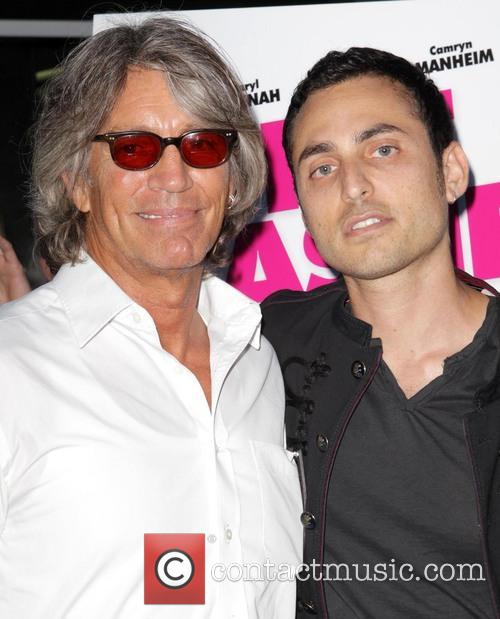Eric Roberts and Keaton Simons 2
