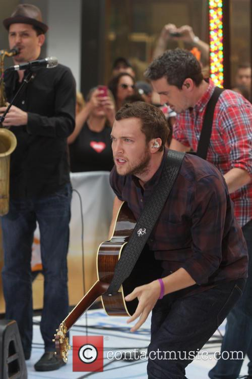 Phillip Phillips 7