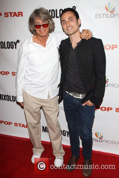 Eric Roberts and Keaton Simons 1