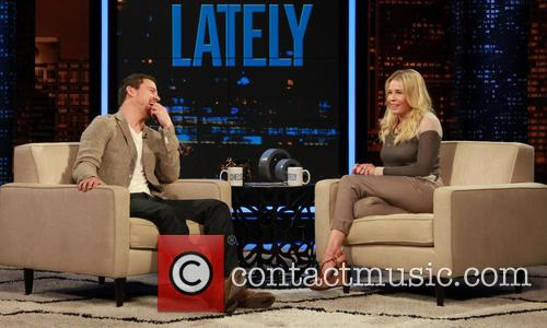 Channing Tatum and Chelsea Handler 3