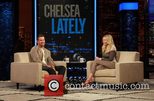 Channing Tatum and Chelsea Handler 4