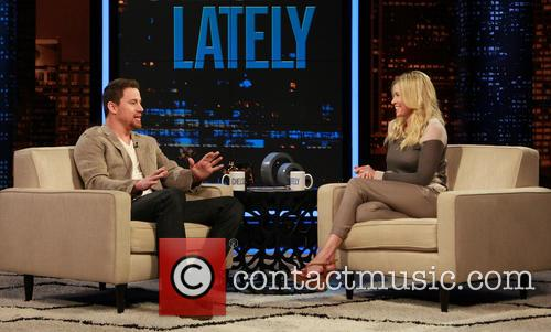 Channing Tatum and Chelsea Handler 1
