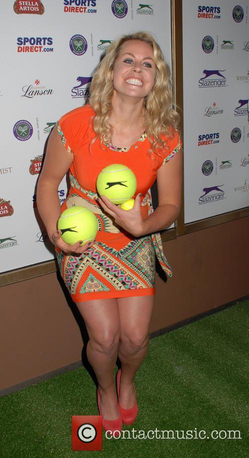 Slazenger Wimbledon Party