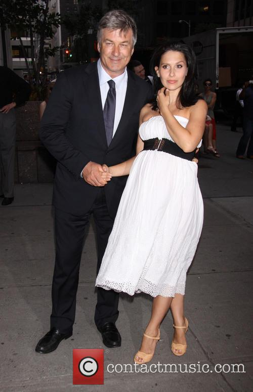 Alec Baldwin and Hilaria Thomas 4