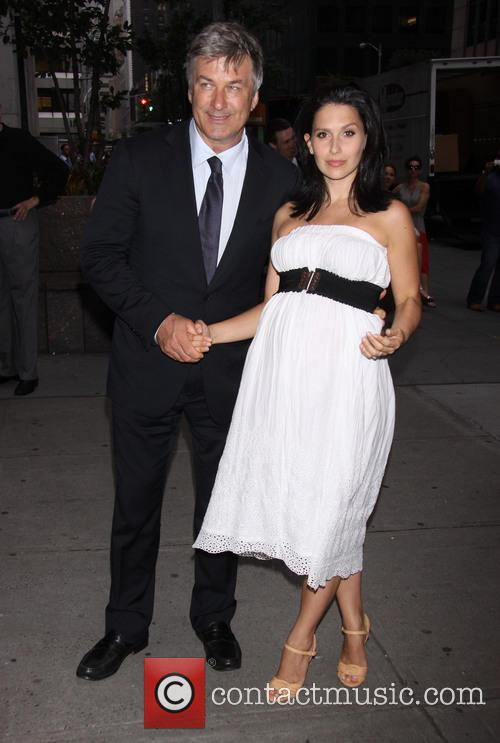 Alec Baldwin and Hilaria Thomas 5