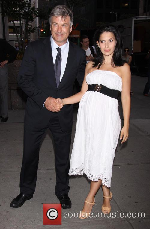 Alec Baldwin and Hilaria Thomas 6