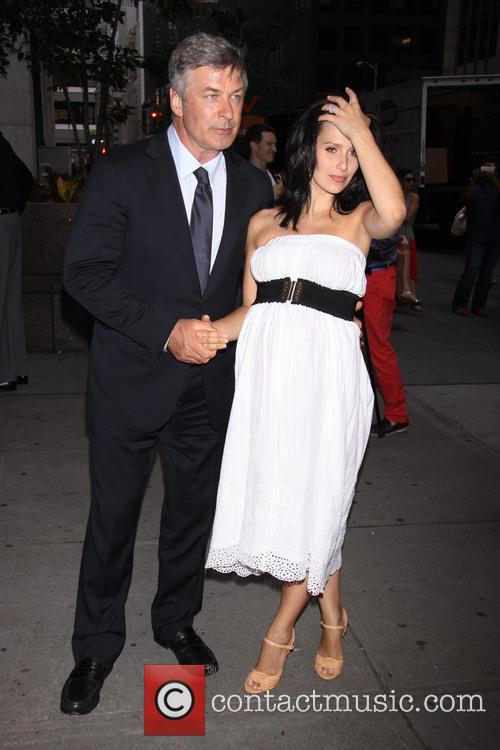 Alec Baldwin and Hilaria Thomas 7