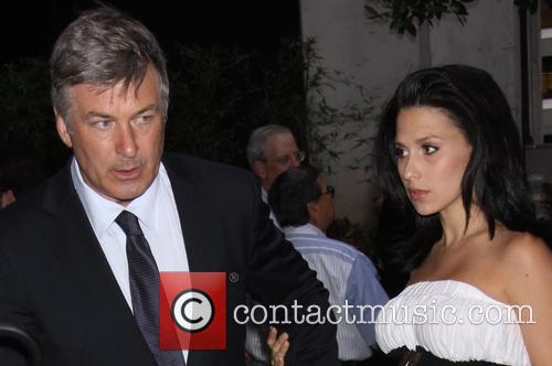Alec Baldwin and Hilaria Thomas 9