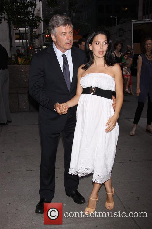 Alec Baldwin and Hilaria Thomas 11
