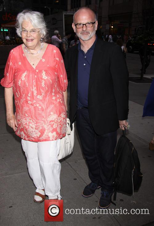 Lois Smith and Michael Wilson 2