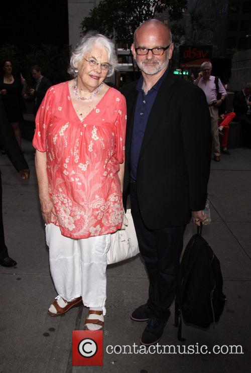 Lois Smith and Michael Wilson