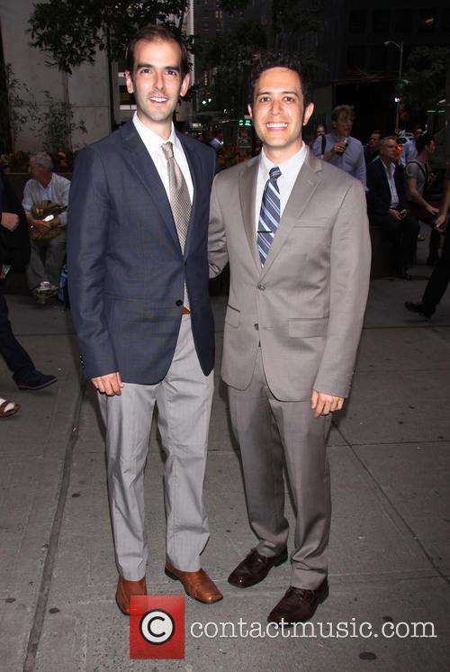 Marc Bruni and Adam Gwon 2