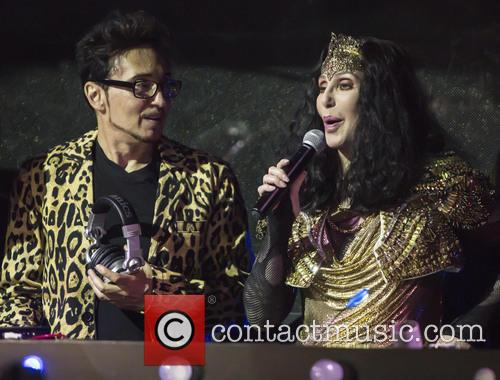 Cher and Johnny Dynell 3
