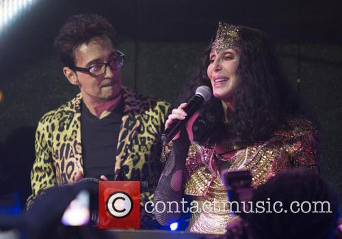 Cher and Johnny Dynell 6