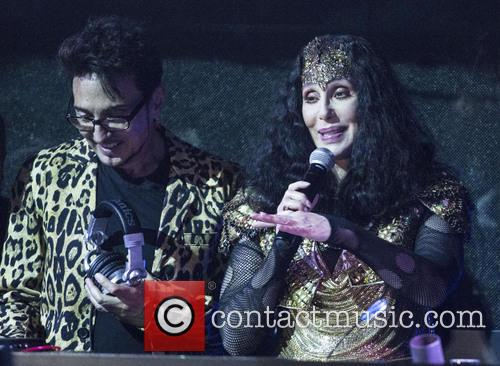 Cher and Johnny Dynell 7