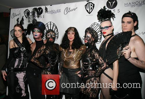 Cher, Marquee Nightclub