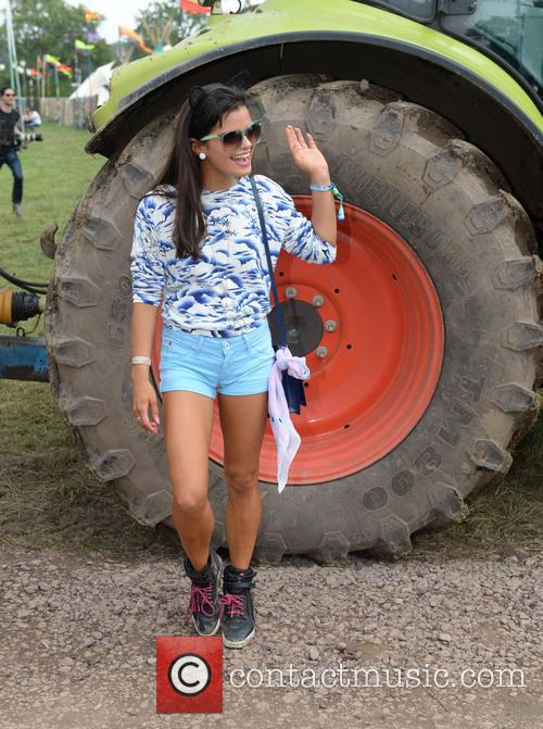 The, Glastonbury Festival, Day, Celebrity Sightings, Glastonbury Festival