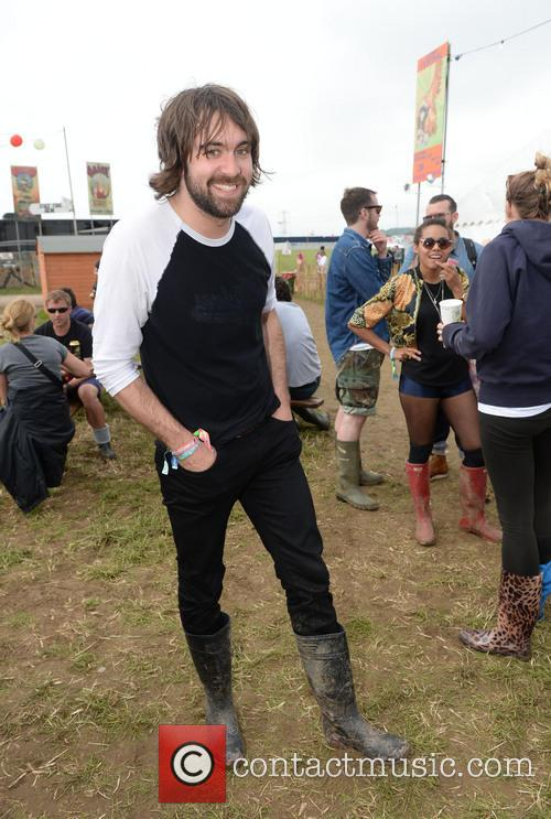 The, Glastonbury Festival, Day and Celebrity Sightings 8