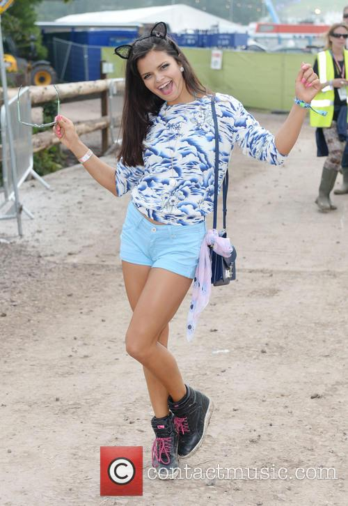 The, Glastonbury Festival, Day and Celebrity Sightings 9