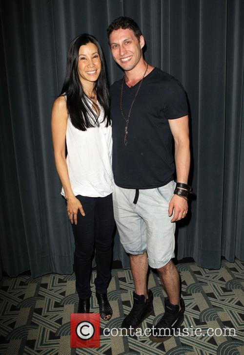 Lisa Ling and Christian J Schizzel