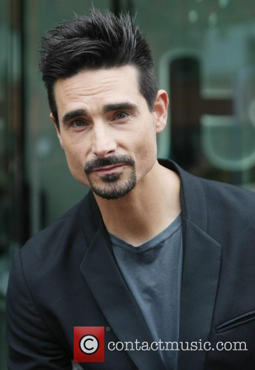 Kevin Richardson and The Back Street Boys 2