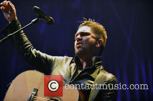 Juanes performs live in concert