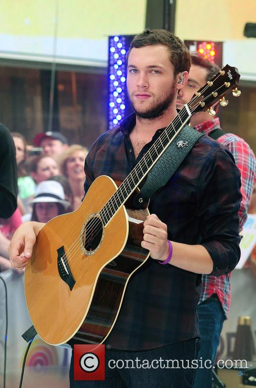 Phillip Phillips 9