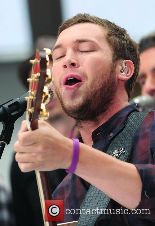 Phillip Phillips performs as part of the Toyota...