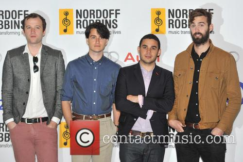 Vampire Weekend, Ezra Koenig, Rostam Batmanglij, Chris Tomson and Chris Baio 2