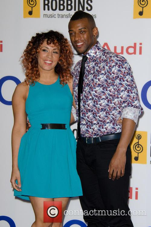 Aimee Jade and Oritse Williams 7
