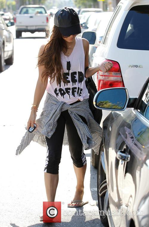 vanessa hudgens vanessa hudgens needs coffee 3739452