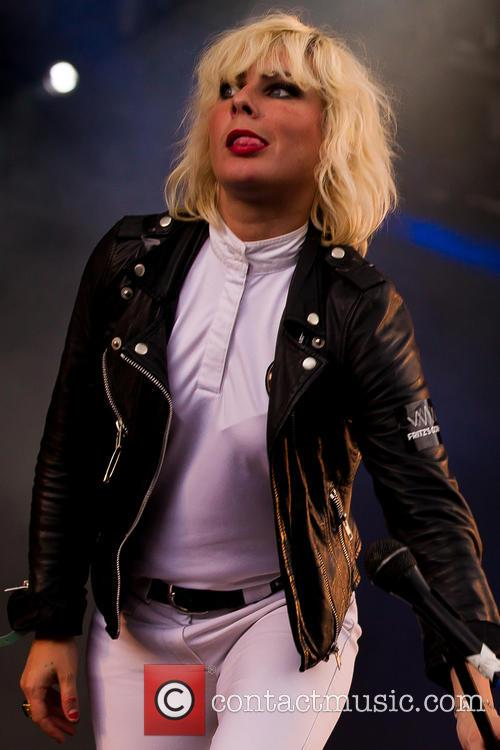 Maja Ivarsson and The Sounds 3