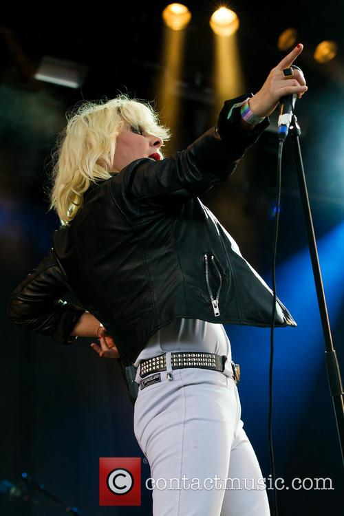 Maja Ivarsson and The Sounds 4