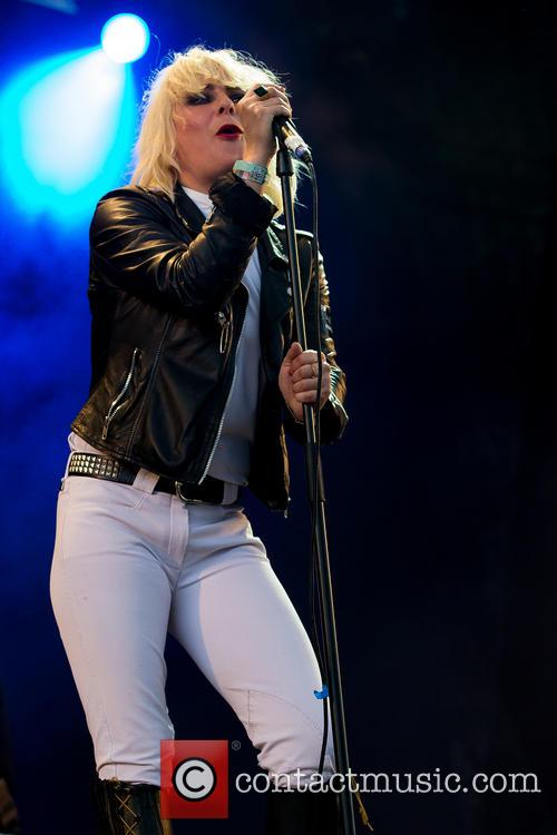 Maja Ivarsson and The Sounds 7