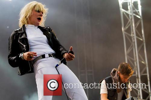 Maja Ivarsson and The Sounds 13