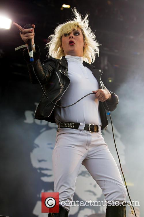 Maja Ivarsson and The Sounds 16