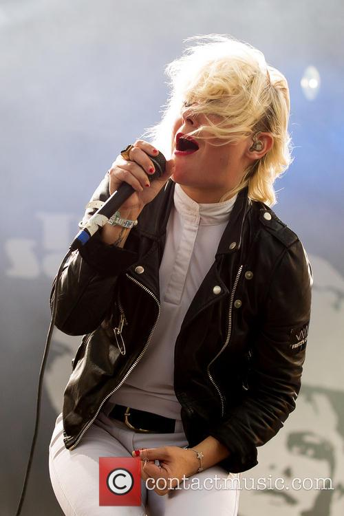 Maja Ivarsson and The Sounds 17