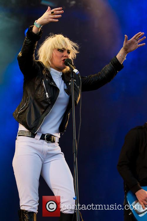 Maja Ivarsson and The Sounds 22