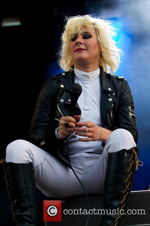 Maja Ivarsson and The Sounds 23