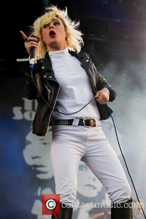 Maja Ivarsson and The Sounds 25