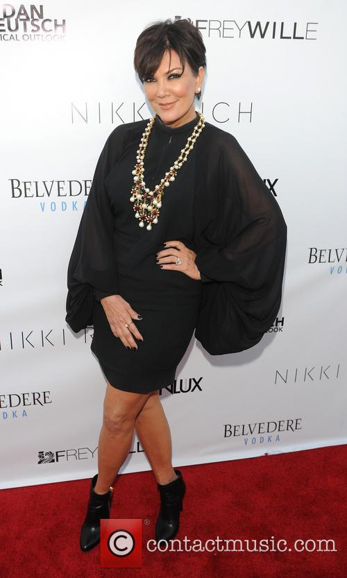 Kris Jenner, Luxe Rodeo Drive Hotel
