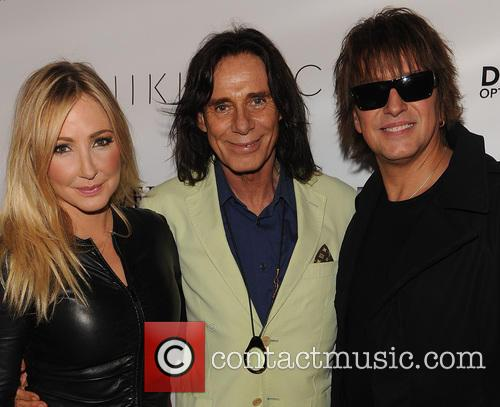 Nikki Lund George Blodwell and Richie Sambora 1