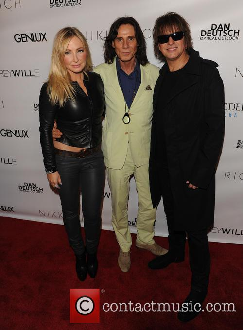 Nikki Lund George Blodwell and Richie Sambora 2